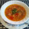 ル・ヴォン・ド・パリ - 料理写真:野菜スープ