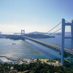 鷲羽山レストハウス - 瀬戸大橋、多島美、海山が織り成す景色はまさに絶景