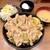 伝説のすた丼屋 - すたみな唐揚げセット(880円)