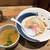 麺屋 翔 みなと - 真鯛のつけ麺 塩