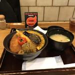 132882271 - 野菜カツ丼(税込み880円)