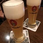 ニューミュンヘン - 港神戸ヴァイツェンビール
