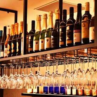 スタンダードからソムリエセレクトこだわりワインまで