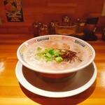 とんこつ らい斗 - 料理写真:裏メニュー博多とんこつ