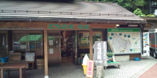 都民の森とちのみ売店