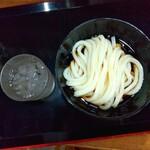 讃岐うどん工房 アイ・スタイル - 料理写真:良いねー。強い麺でした