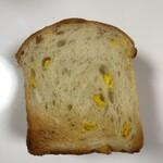 ぶーる・ぶーる・ぶらんじぇり - 「コーンパン」トースト