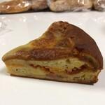 ぶーる・ぶーる・ぶらんじぇり - 「ピザパンみたいなやつ」ケーキみたいな形