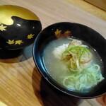 割烹 竹うち - 椀