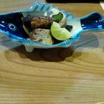 割烹 竹うち - 焼き物