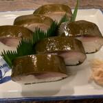 132894573 - 鯖寿司