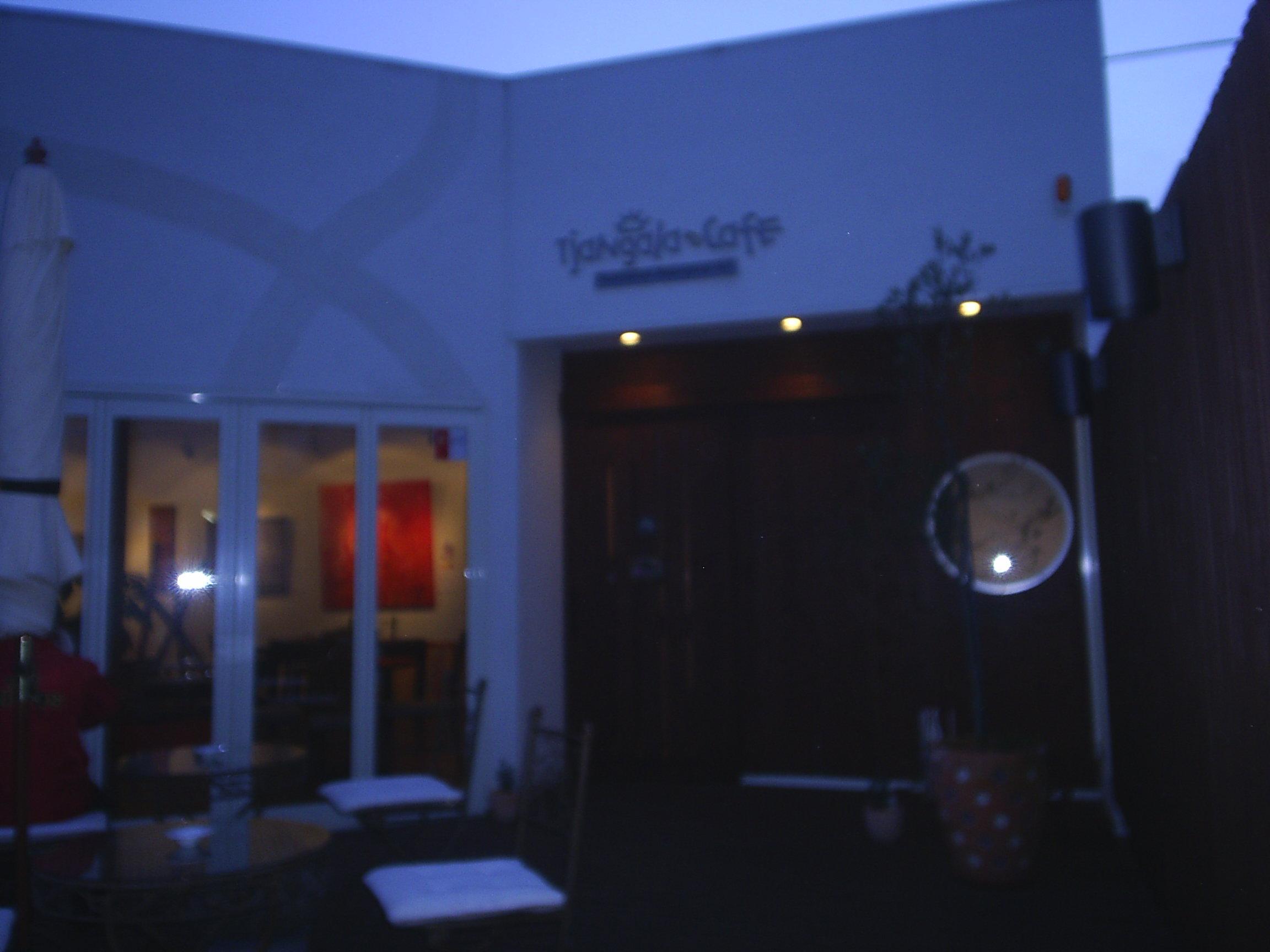 チャンガラカフェ