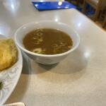 132903774 - 濃厚中華スープ