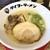 タイヨーラーメン - 料理写真:タイヨーラーメン税込750円