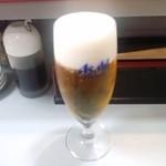 立喰 さくら寿司 - 生ビール(小)