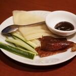 龍海飯店 - 北京ダックも何度でも注文可能