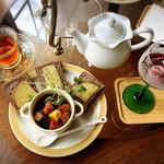 Tea Cozy - ラタトゥイユ