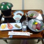 村井屋 - 料理写真:夕食膳