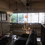スケロク ダイナー - 二階からの風景。