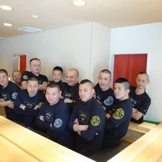 若き寿司職人たち