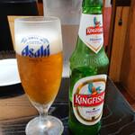 行徳ビリヤーニーハウス - インドビール