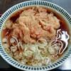 相州そば - 料理写真:かき揚げ天そば 390円