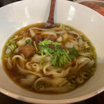 刀削麺園 -