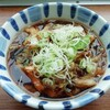 田上 - 料理写真:天ぷらそば 440円