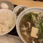 ニクスイハヤト - 肉吸い定食