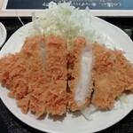 tonkatsuhamaya - ロースかつ
