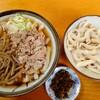 Kagariudon - 料理写真:筋肉並450円+替玉冷100円