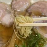 麺王道 勝 - 麺アップ