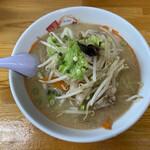 みそ壱 - 野菜みそラーメン 780円