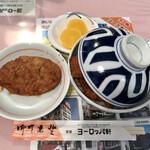 敦賀ヨーロッパ軒 - ミニカツ丼とパリ丼の味ミンチカツ