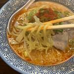 大慶 - 麺リフト 太麺