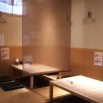 飯屋 いの吉 - 小上がりの座卓