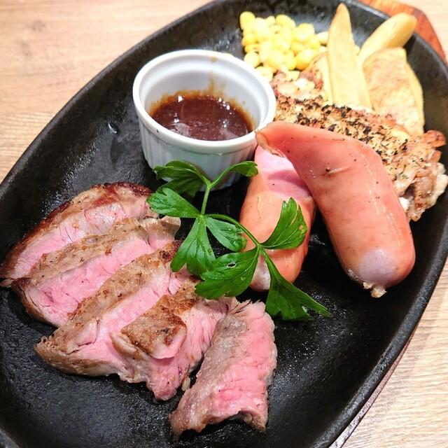 ラ・ブーシェリー・エ・ヴァン 肉屋のワイン食堂 浜松町の料理の写真