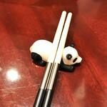 Choyo - パンダの箸立て