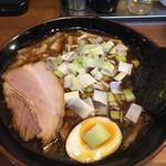 うま煮ラーメン 醤 -