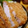丸一 - 料理写真:大とんかつ定食 ロース