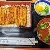 登喜川 - 料理写真:うな重(上)2500円(税抜)