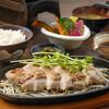 銀しゃりと九州美味いもんの店 くろ庵 - 料理写真:桜島鶏ステーキ定食
