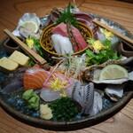 神田魚金 - 玉手箱1280円