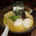 麺屋武一 - 濃厚鶏骨醤油そば850円