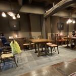 カフェ叶匠寿庵 - 店内の様子です