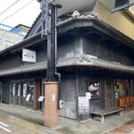 カフェ叶匠寿庵 - お店の外観です