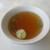 サッポロラーメン21番 - チャーハンのスープ