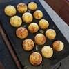 FUMA - 料理写真:神戸風たこ焼き 550円