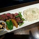 レストラン&バー コーンバレー - 豪州牛ステーキ