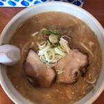 らー麺 ふしみ - 合わせ味噌780円